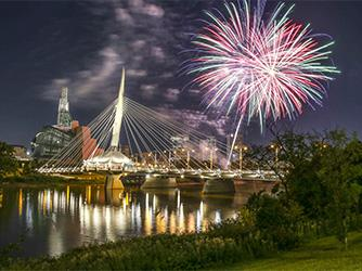WINNIPEG, MB - TRAVEL MB